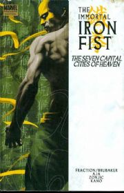 Immortal Iron Fist Seven Capital Cities Of Heaven Volume 2 Premiere Hardcover Marvel Comics